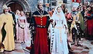 I cavalieri della tavola rotonda kolossal a confronto - I cavalieri della tavola rotonda film ...