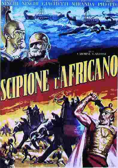 Scipione l'africano movie