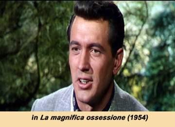 Rock hudson attori attrici - Assassinio allo specchio ...